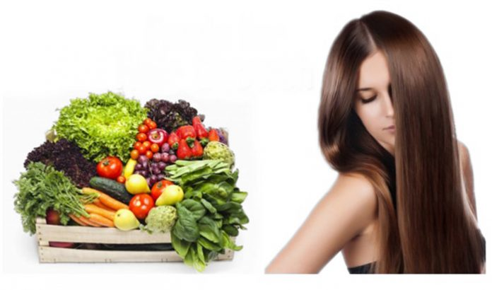 7 Diet Tips To Grow Hair Naturally - professional Reveals