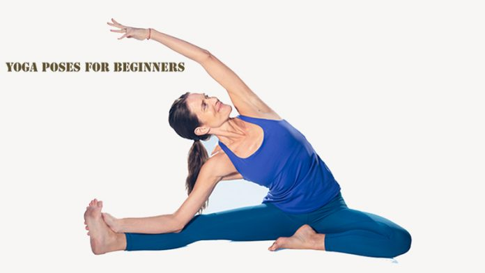 Yoga Poses for Beginners will provide you with infinite benefits