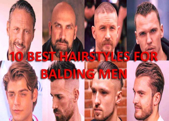 best bald hairstyle